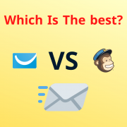 GetResponse VS Mailchimp! Which Is The best? (Full Guide)